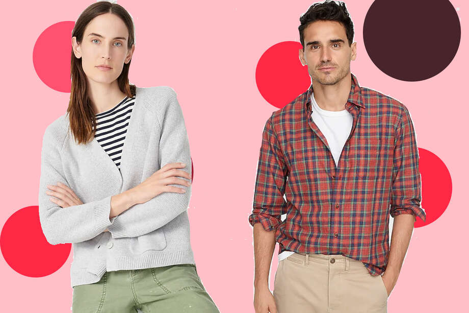 Save up to 40% at J. Crew, Use promo code ADDTOBAG Photo: J. Crew/Hearst Newspaper