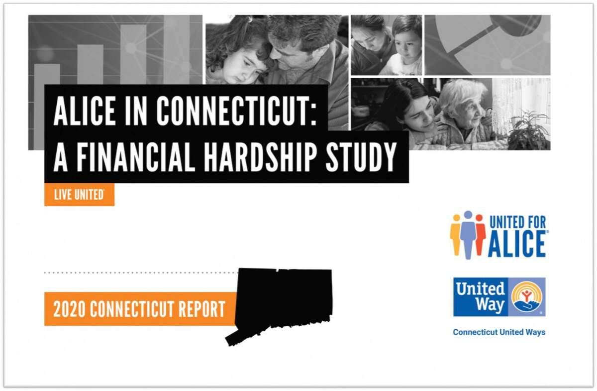 2020 Connecticut United Way's ALICE Report