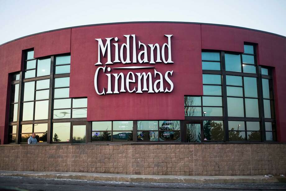 NCG Midland Cinemas is located at 6540 Cinema Drive. (Katy Kildee/kkildee@mdn.net)