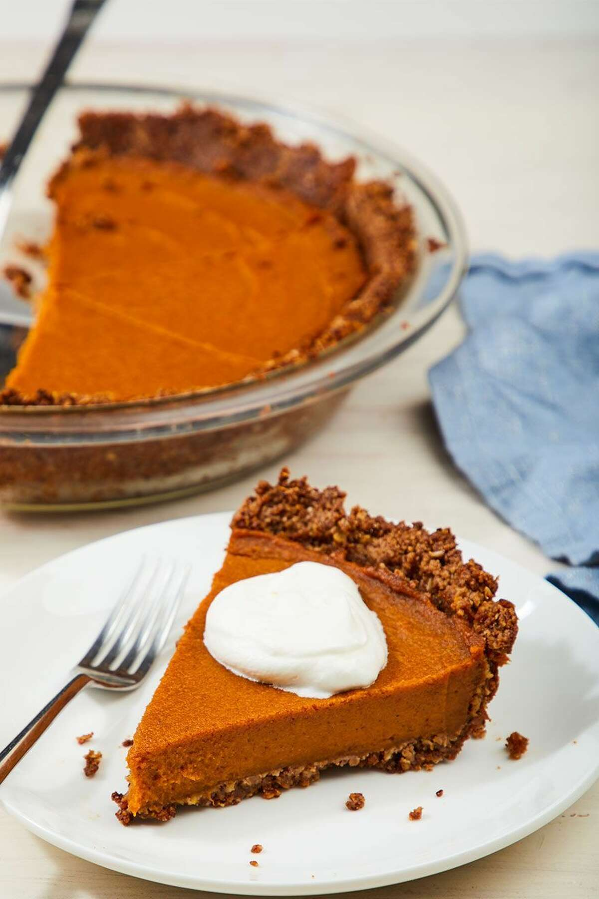 While Chef Renee Erickson's Sea Creatures restaurant group is joining forces to dish out a mean Thanksgiving collaboration of Mary's organic turkey, Shirlee's cranberry sauce with orange peel and Bateau beef gravy, customers can also nab a decadent house-made pecan pie. Orders will be available for pick up from Nov. 23-25.