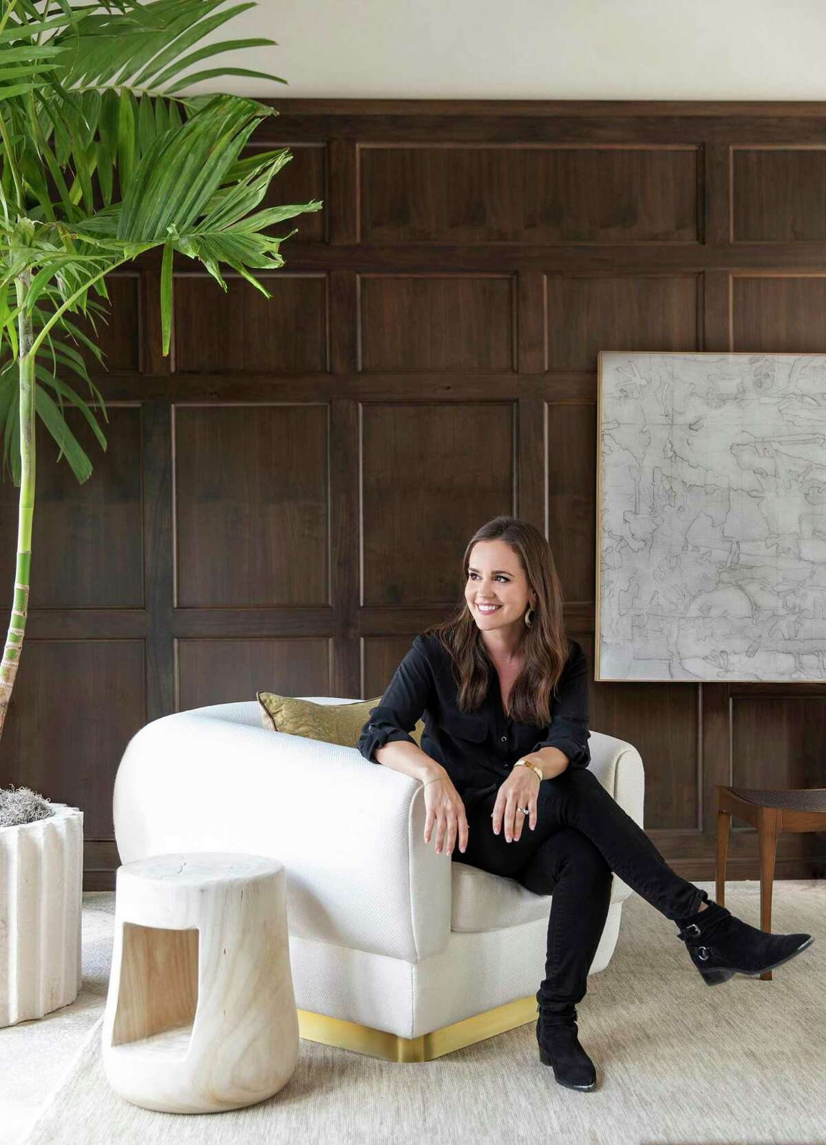 """Houston interior designer Marie Flanigan of Marie Flanigan Interiors has published a new design book, """"The Beauty of Home."""""""