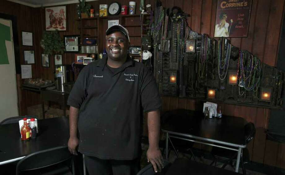When he couldn't find the food he liked in San Antonio, Bernard McGraw opened Bernard's Creole Kitchen.