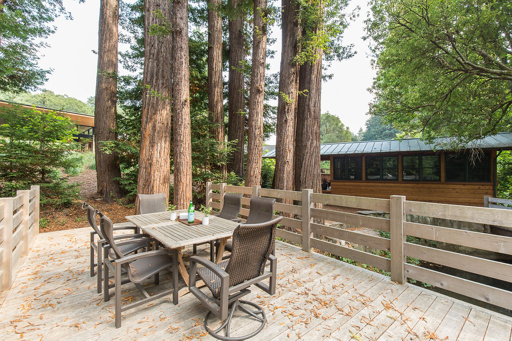 The lot also includes a small redwood grove. Anna Marie Erwert writes from both the renter and new buyer perspective, having (finally) achieved both statuses. She focuses on national real estate trends, specializing in the San Francisco Bay Area and Pacific Northwest. Follow Anna on Twitter: @AnnaMarieErwert.