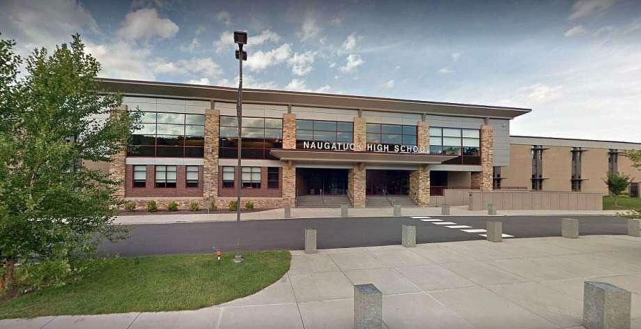 Naugatuck High School Photo: Contributed /