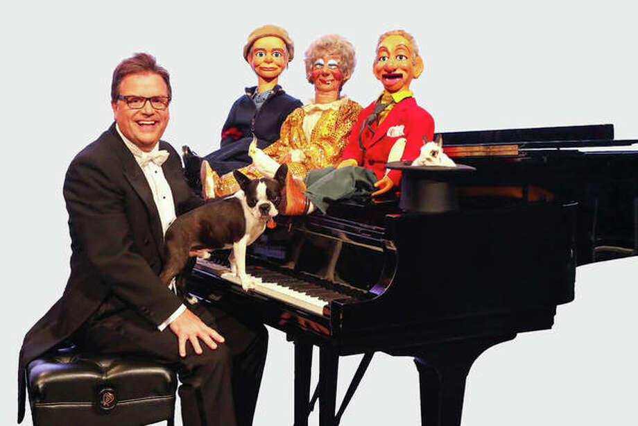 Todd Oliver and friends are coming to Alton Little Theater (ALT) Saturday, Sept. 26. Photo: Submitted Photo