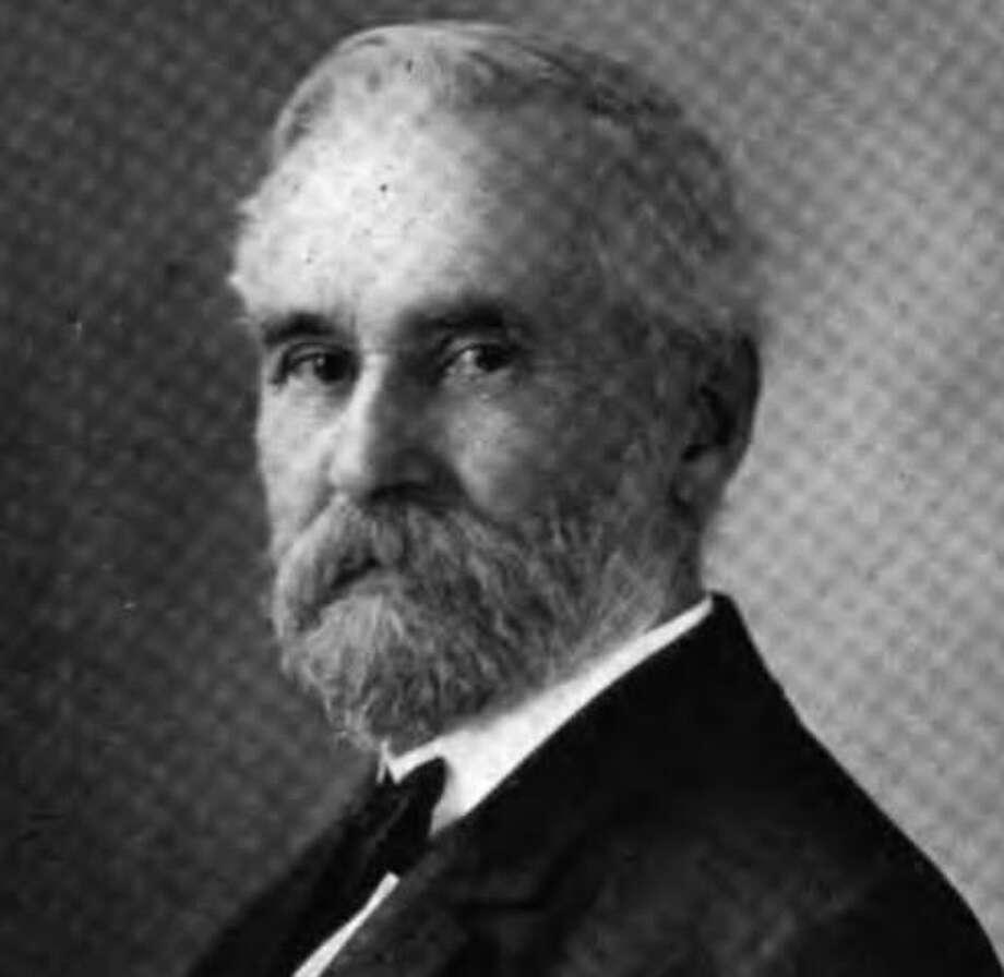 William O. Seymour Photo: Contributed Photo / Hearst Connecticut Media