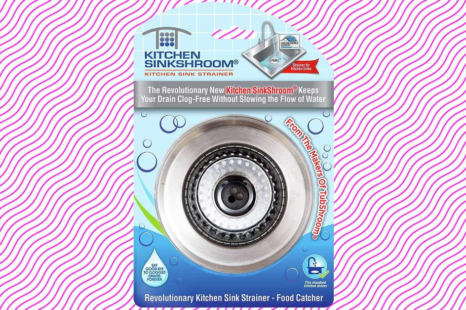 Kitchen Sinkshroom for $12.99 on Amazon. Photo: Tubshroom