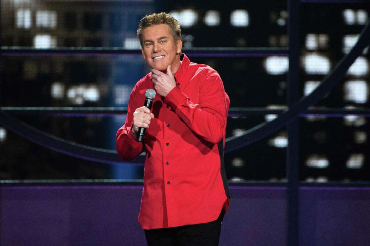 """Stand-up comedian Brian Regan is performing an outdoor, socially distanced, """"picnic-style"""" show at Indian Ledge Park in Trumbull Sept. 27."""