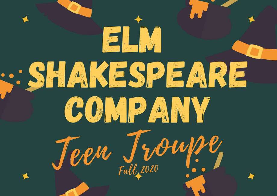 Elm Shakespeare Company recently announced the launch of online Teen Troupe for fall of 2020. Photo: Elm Shakespeare Company / Contributed Photo