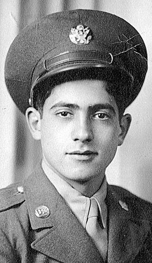 Joseph Fred Calve,U.S. Army Engineers,World War II,Korean War Photo: Contributed Photo
