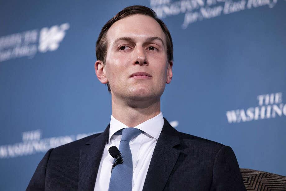 Jared Kushner. Photo: Bloomberg Photo By Anna Moneymaker / Bloomberg