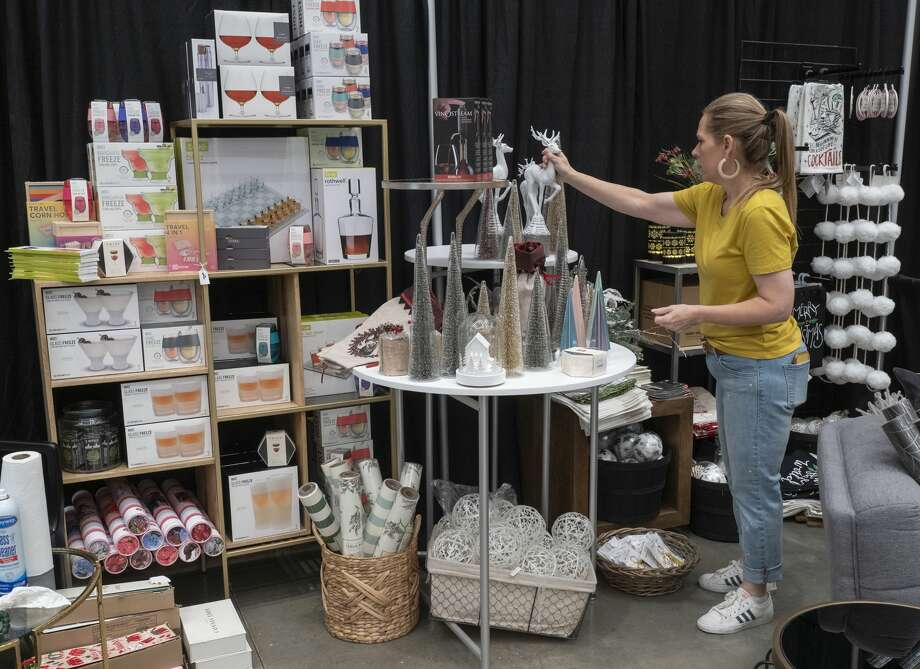 The Arts Council of Midland is hosting an Artist Community Market from 10 a.m. to 5 p.m. Saturday. The event will feature 25 local creatives, potters, photographers and crafters offering their wares for sale to kick off the holiday shopping season, according to a press release. Photo: Tim Fischer/Midland Reporter-Telegram