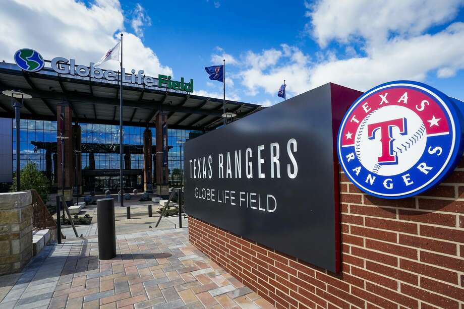 Globe Life Field in Arlington will host the entire World Series this year, the first time the event has had one venue since 1944. Photo: Smiley N. Pool/AP / The Dallas Morning News