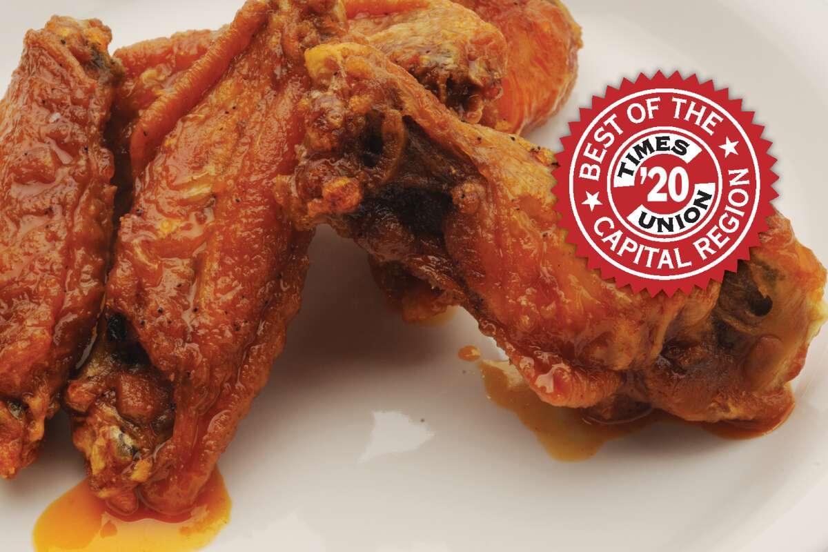 Best Chicken Wing of the Capital Region 2020