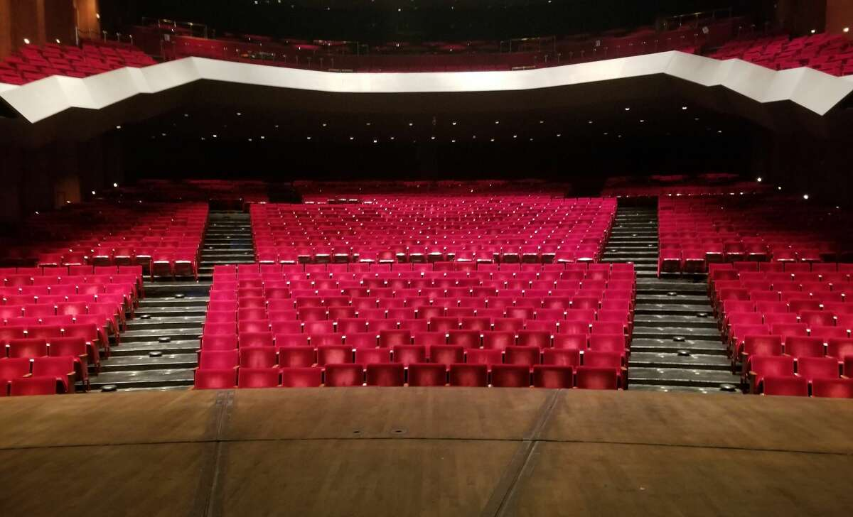 When the lights go up at Jones Hall for the Houston Symphony 2020-21 season, music lovers won't be sitting shoulder-to-shoulder as the melodies fill the 133,000 square foot space.