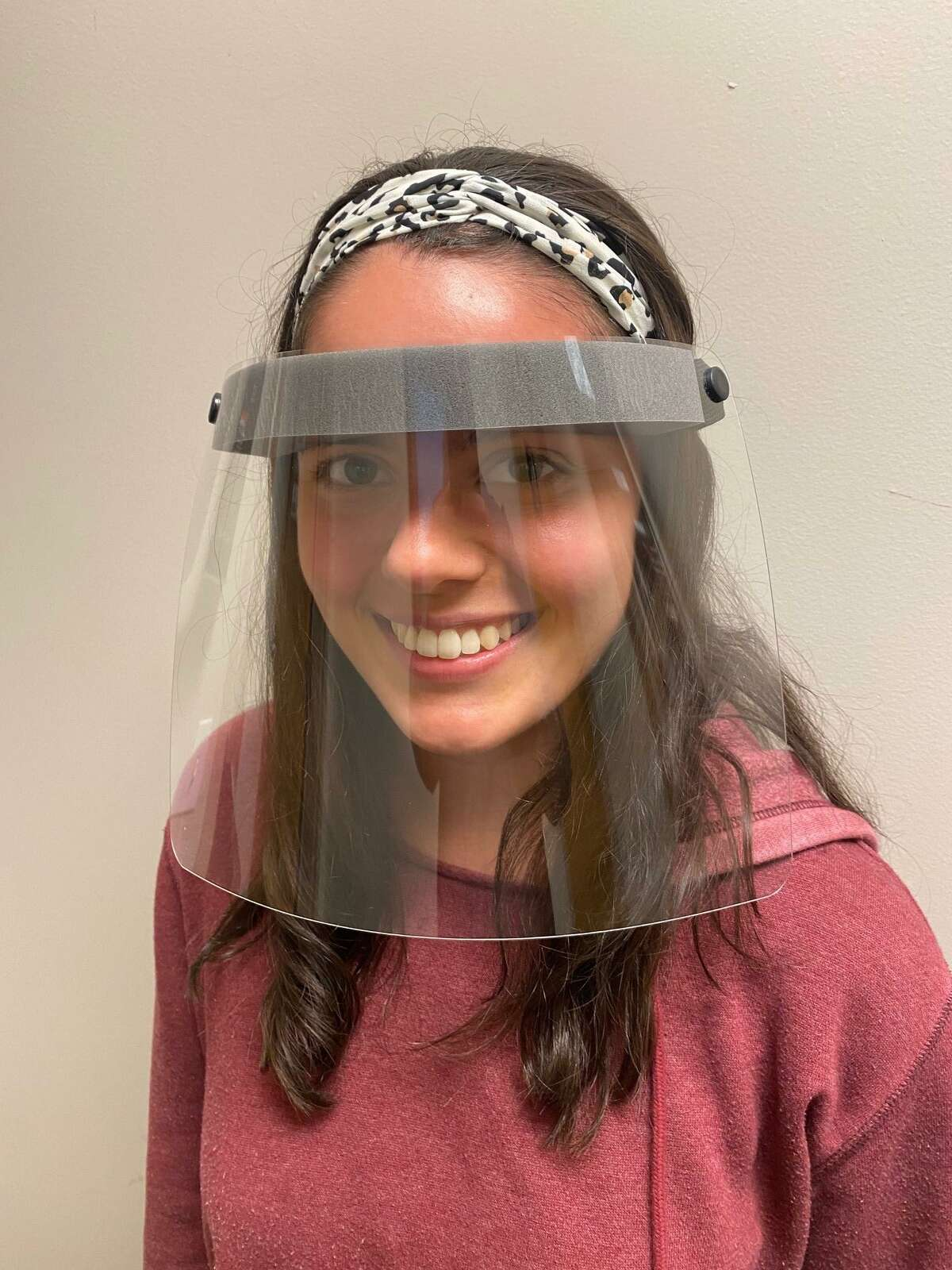 Shelton-based Modern Plastics, under the guidance of its president, Bing Carbone, donated 650 plastic face mask shields to Shelton school district in August.