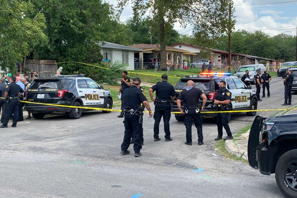 San Antonio police said Tuesday they are responding to a 'critical incident' on the West Side.