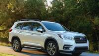 Subaru adds safety technologies to 2021 Ascent family crossover - Photo