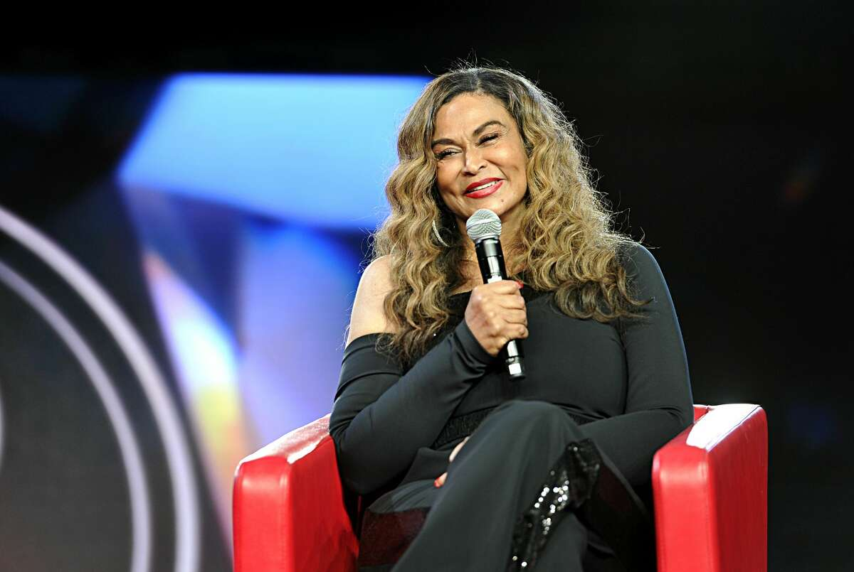 Texas native Tina Knowles-Lawson is among the celebrities who have teamed up with Habitat for Humanity Los Angeles to launch the organization's #Hammertime social media campaign.