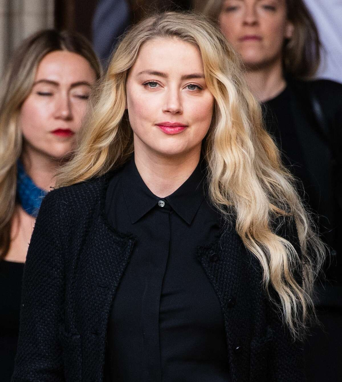 Texas native Amber Heard is among the celebrities who have teamed up with Habitat for Humanity Los Angeles to launch the organization's #Hammertime social media campaign.