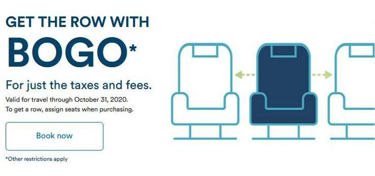 Alaska Airlines BOGO deal.