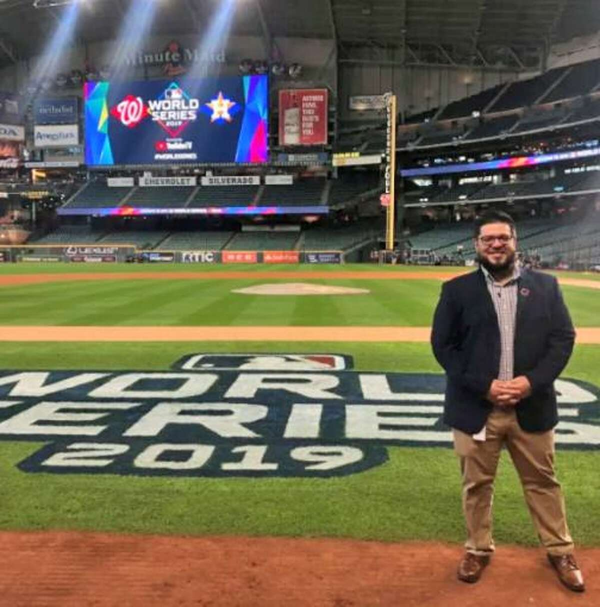 In January 2019, the Houston Astros hired Stafford High School graduate Jason Montes to work in their IT department.