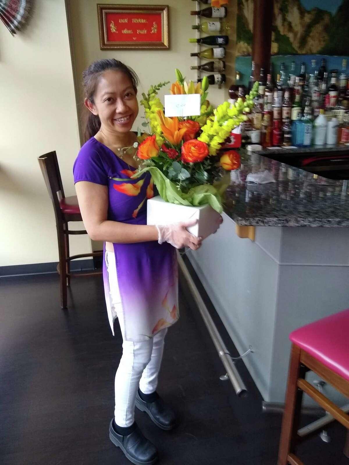 Ngo Chu, owner of Lan Chi's in Middletown