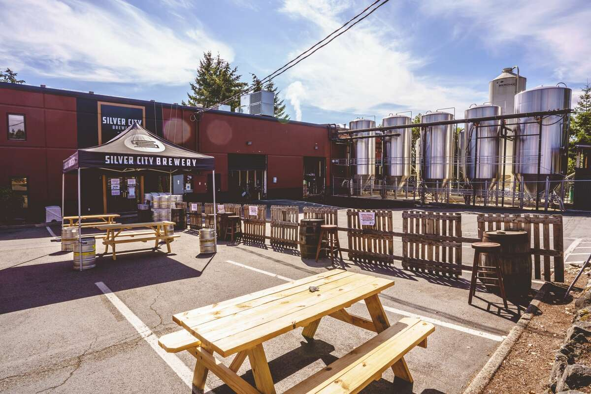 The Silver City Brewery taproom is just 2.8 miles from Leber's Lane trailhead, leading the way to more than 7 miles of trails and views including Dickerson Falls and Zach's Lookout. During Phase 2 or reopening in Kitsap County, follow Silver City's taproom guidelines for social distancing and payment options. Also on the Kitsap Peninsula, the Gig Harbor taproom for 7 Seas Brewing is again open daily, as are the outdoor tastings for eleven winery on Bainbridge Island. For additional food and drink venues, check the latest listings on Visit Kitsap.