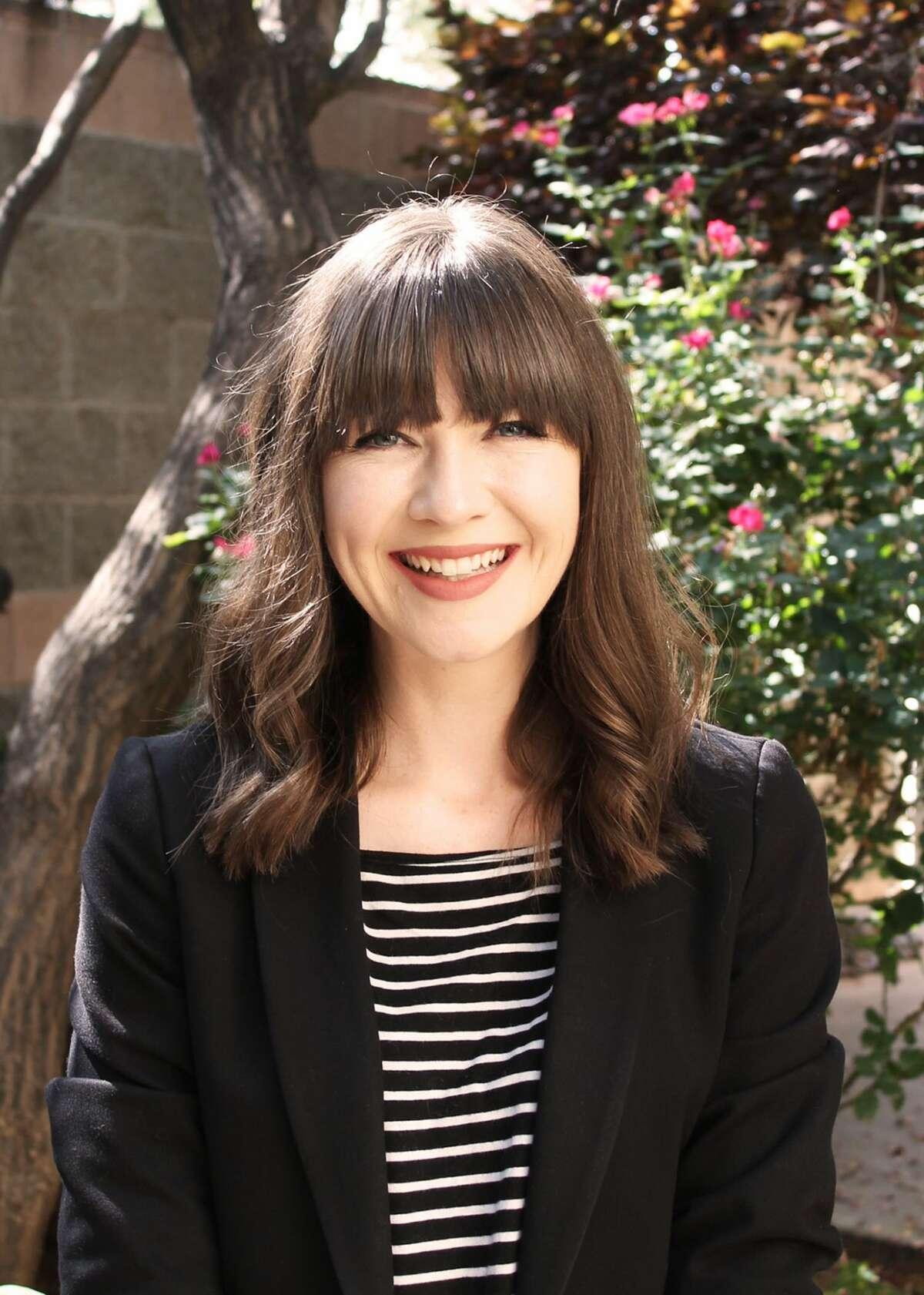 Clarissa Toll is community relations coordinator at Midland Health.
