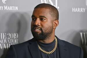 In this file photo, US rapper Kanye West attends the WSJ Magazine 2019 Innovator Awards at MOMA on Nov. 6, 2019 in New York City. A Wisconsin state court ruled West can't appear as an independent presidential candidate on the state's ballot. (Angela Weiss/AFP/Getty Images/TNS)