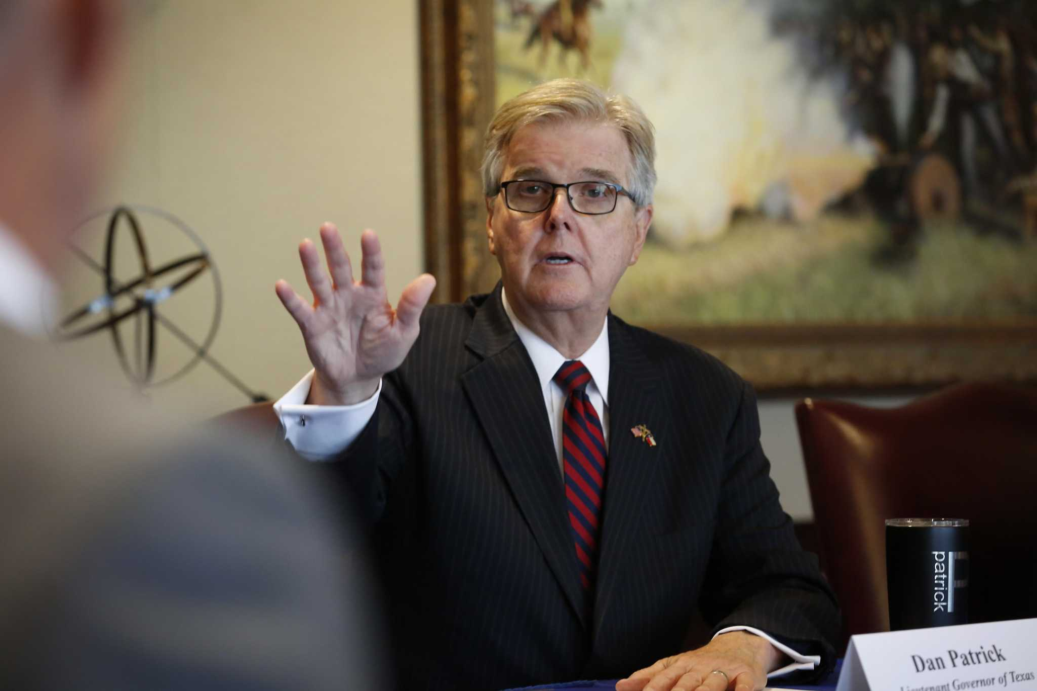 Fact check: Lt. Gov. Dan Patrick claims most people of color don't have a vehicle
