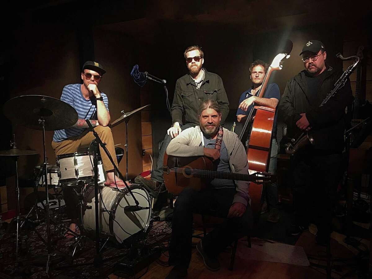 Guitarist Stephane Wrembel and his band, which includes Thor Jensen on guitar, Joe Bussey on bass and Nick Anderson on drums, will perform outdoors on the community stage at 7 p.m. Sept. 18-19, at The Sanctuary, 59 Bogel Rd, East Haddam.