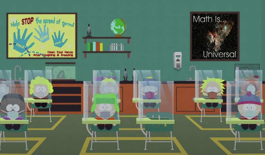 Photo: South Park Studios/YouTube
