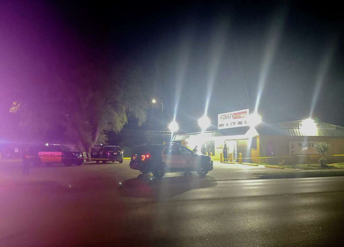 Officers found a man with multiple gunshot wounds at the Walter Food Mart, 2106 Burnet St. at around 8:30 p.m. Tuesday.