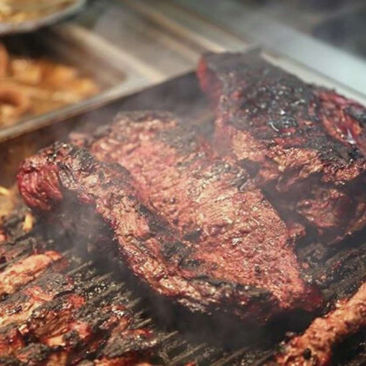 Butcher Boys Menu items: Steak sandwich $11, Italian sausage grinder $11, chicken pita $11, fried pickle slices $7 Available Sept. 22-27 Find out more