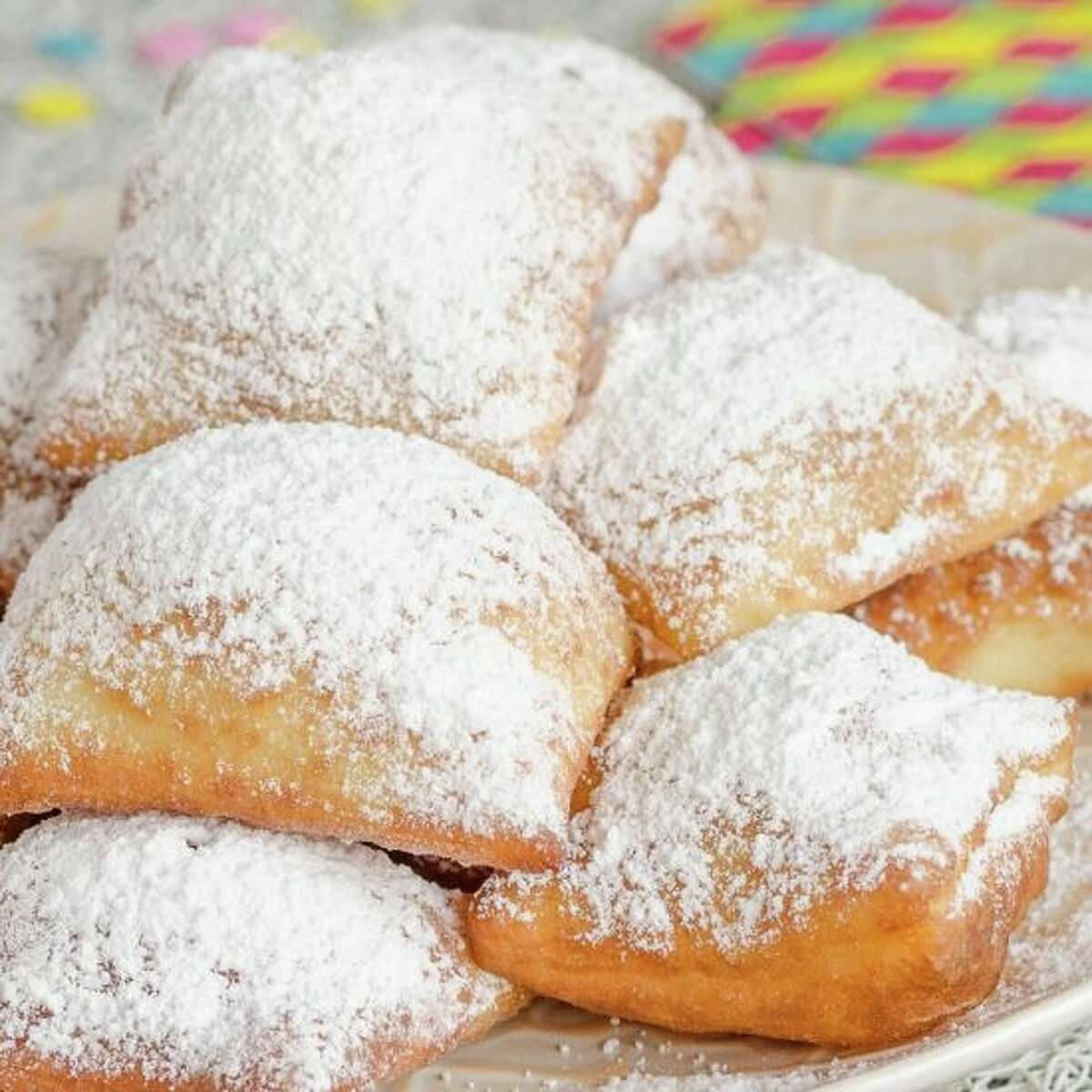 Piche's Concessions Menu itenms: Beignets, funnel cake, fried dough, fried Oreos, fried Reeses or fried Snickers $8 each. Toppings: strawberry, chocolate and caramel $2 Available Sept. 22-27 Find out more