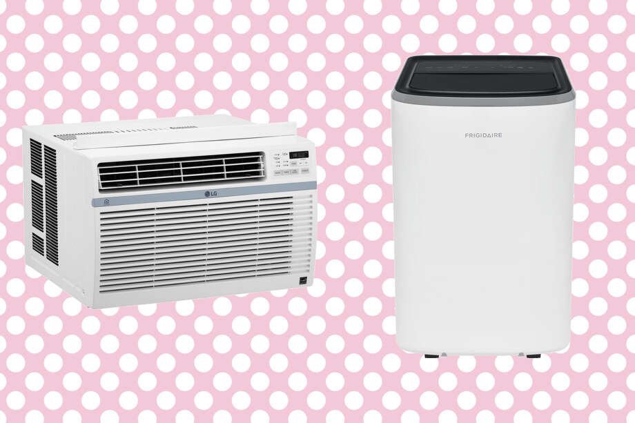 Save 25% on select fans and AC units, Home Depot Photo: Home Depot/Hearst Newspapers