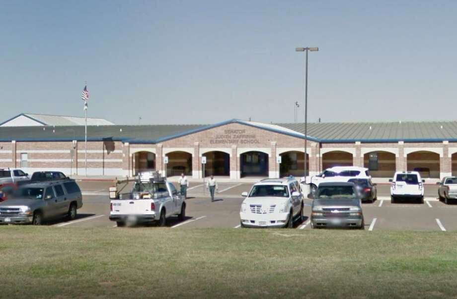Zaffirini Elementary School, the site of the first COVID-19 case in Laredo, has had a classroom quarantined after recently returning to school in the fall. Photo: Courtesy /Google Maps
