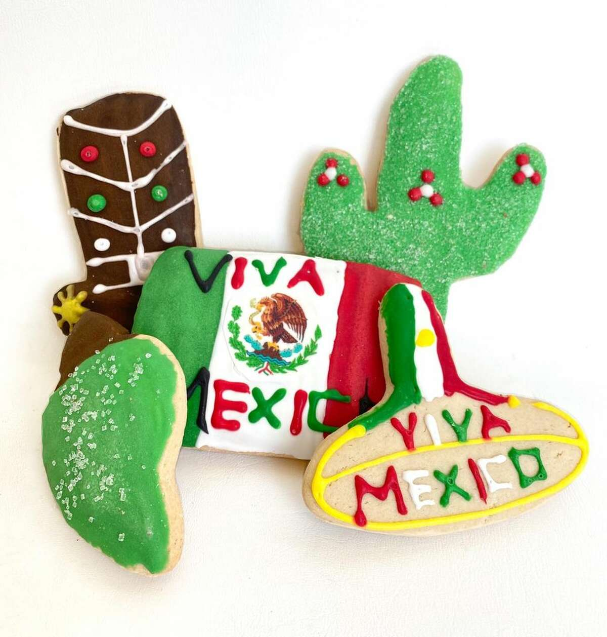 El Bolillo Bakery has you covered this Mexican Independence Day with beautifully decorated sweet treats to honor the occasion.