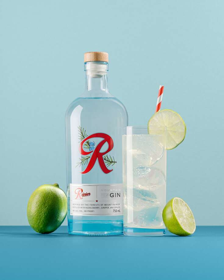 Rainier Gin Photo: Scott Snyder / Scott Snyder