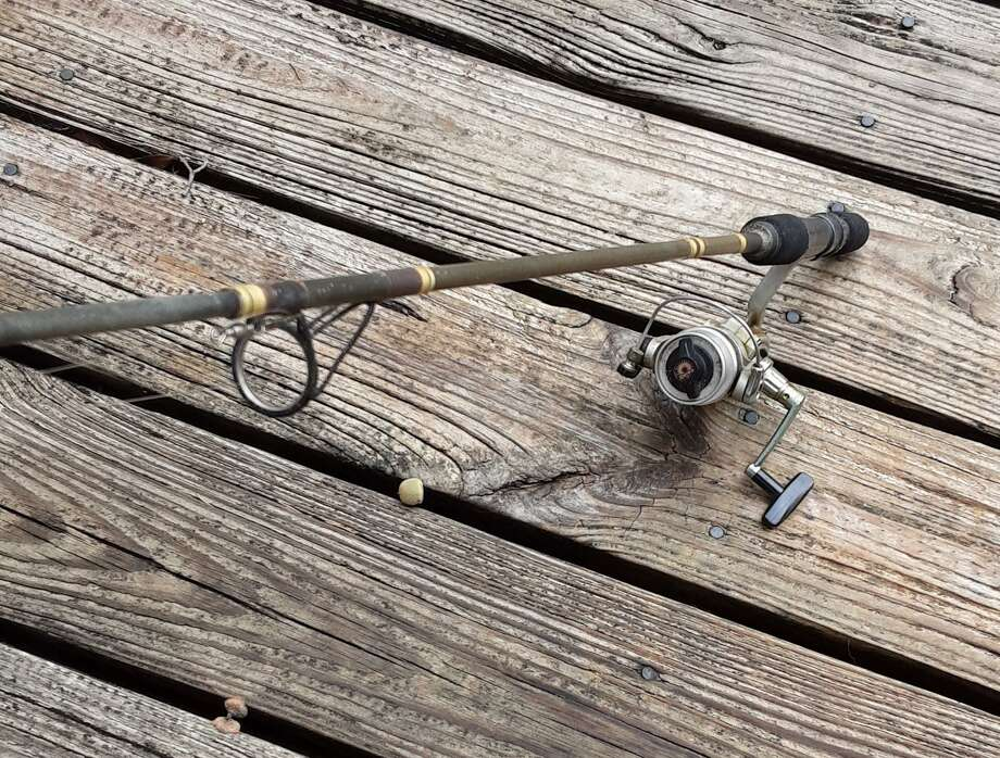 Check you rod eyes for smoothness and blemish free surface to protect line from abrasions. Photo: Larry J. LeBlanc