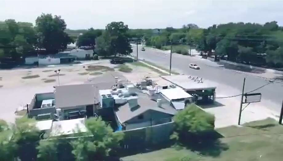 While the empty lot at 2014 WW White Road may not look like much now, two San Antonio natives are hoping to transform it into a new restaurant and outdoor space to bring food, fun and family together. Photo: Courtesy