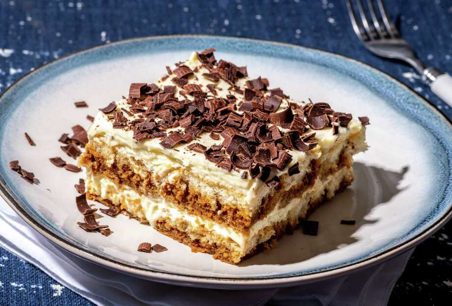 Tiramisu. Photo: Photo By Laura Chase De Formigny For The Washington Post. / For The Washington Post