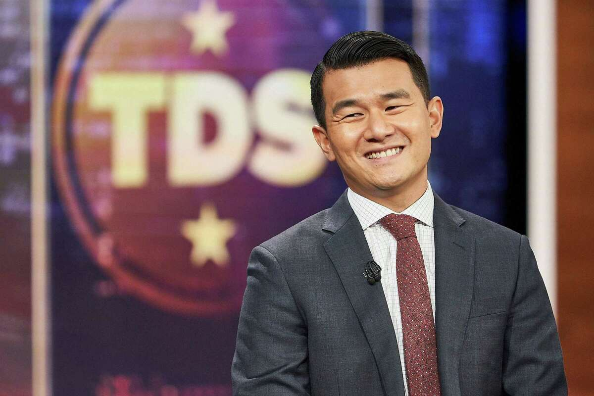 Comedian/actor Ronny Chieng, of TV's