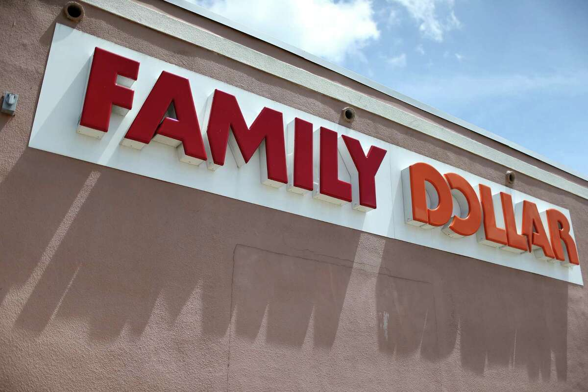 HOLLYWOOD, FL - JULY 28: A Family Dollar store is seen on July 28, 2014 in Hollywood, Florida. Dollar Tree announced it will buy Family Dollar Stores for about $8.5 billion in cash and stock. (Photo by Joe Raedle/Getty Images)