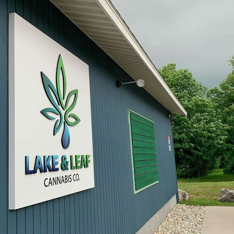 Jennifer Donovan, chief operations officer for Lake and Leaf, said it is now open and offers marijuana products for both medicinal and recreational use. (Courtesy Photo)