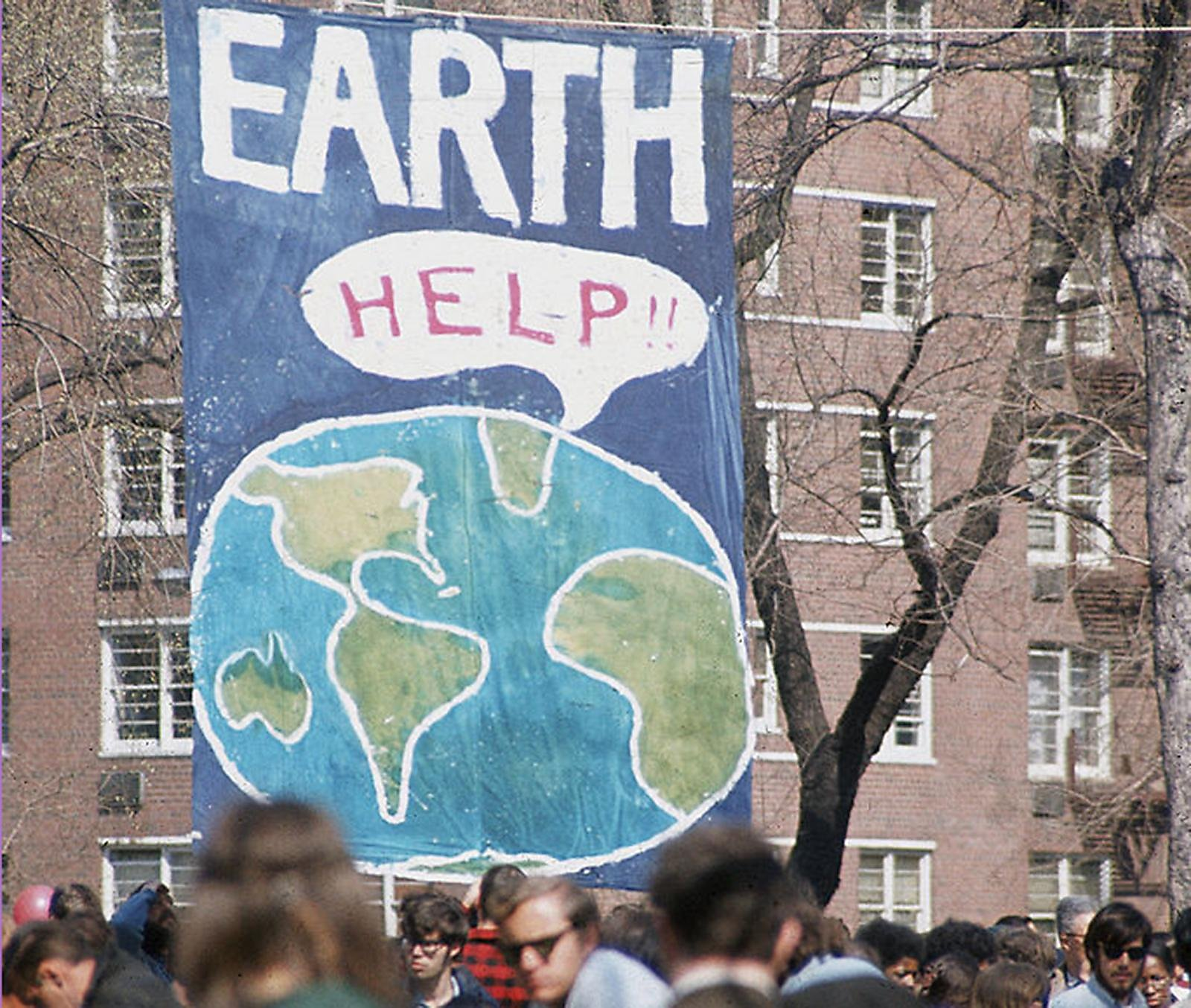 Earth Day 2020 should be Nov. 3