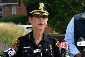 Acting Police Chief Rebeca Garcia