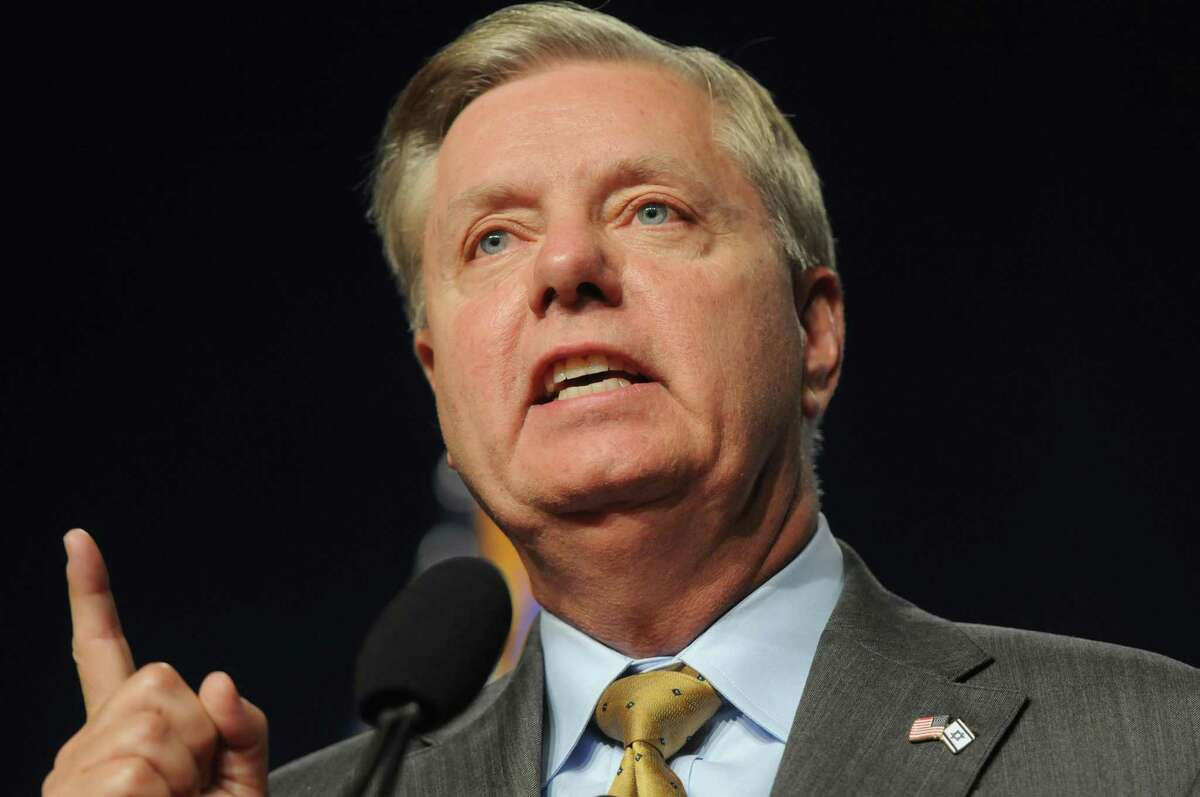 Senator Lindsey Graham, who is seeking his fourth term in the U.S. Senate, is tied with his Democratic challenger Jaime Harrison. Forty-eight percent of likely voters support Graham, while 48 percent support Harrison. The results came from a Quinnipiac University poll released Wednesday, Sept. 16, 2020.