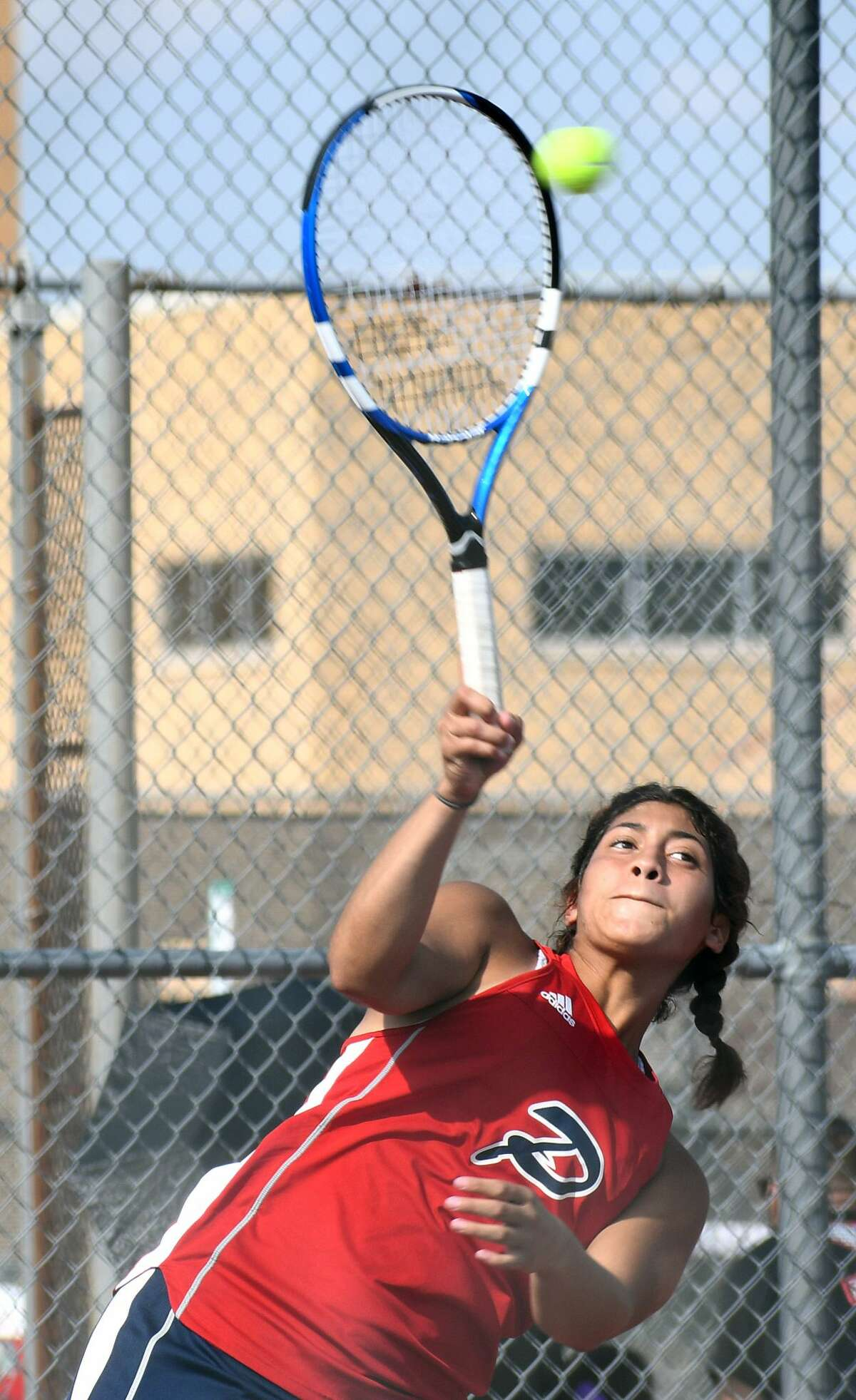 Plainview's tennis team hosted Amarillo Palo Duro in a dual on Tuesday, Sept. 15, 2020 at Plainview High School.